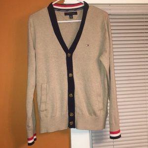 💯% Cotton Comfy Cardigan Tommy Hilfiger!